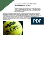 "Tenis Anna Kournikova Junta NBC\\'s Serie Hit \\\""The Biggest Loser\\\"" Para a Temporada 12 - 2011"