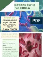 y Information Sur Le Virus EBOLA