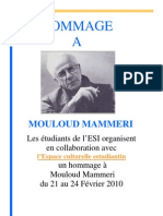 Mouloud Mammeri