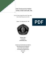 Analisis Perusahaan PT. Astra Agro Lestari, Tbk.