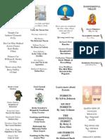 Bookmarks 2005