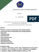M.Pd. Kajian