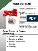 powdermetallurgy