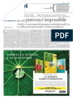 Franzen, la purezza è impossibile