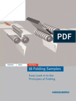 16 Folding Samples