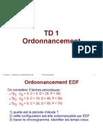 TD1 Ordo Corrige
