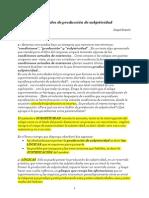BozzoloCondiciones Actuales de Produccion de Subjetividad