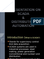 Distribution automation and SCADA