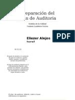 Preparación Del Plan de Auditoria