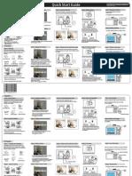 GE X400 Bridge Camera Quick Start Guide