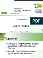 Aula 05 - Windows