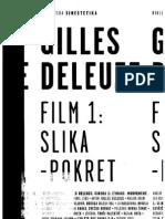 Gilles Deleuze Film Slika-Pokret