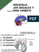 Diencefalo Ganglios Basales y Sistema Limbico