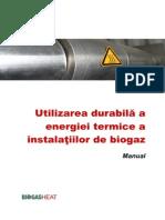BiogasHeat Handbook Romania