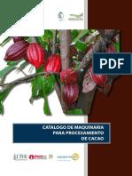 Procesamiento Para Cacao