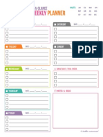 A a g Weekly Planner Hc Free