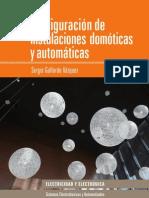Configuracion de sistemas domoticos