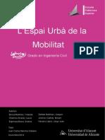 L'Espai Urbà de La Mobilitat