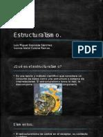 Presentación de Estructuralismo