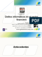 Delitos Informaticos en El Sector Financiero