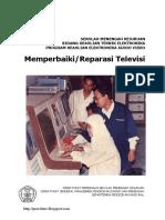 Memperbaiki Reparasi Televisi (UP)
