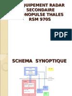 Equipement Radar Secondaire Monopulse Thales Rsm 970s