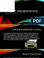ece497 week 3 - assignment - child development powerpoint