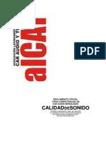 ReglamentoGeneralCarAudioCALIDADDESONIDO-2015