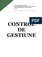Control de Gestiune