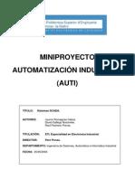 Miniproyecto Automatizacion Industrial Sistemas Scada