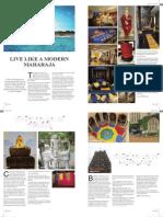 Viva Asia - A Review of the Leela Palace Chennai and the Leela Palace Bangalore