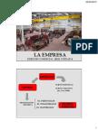 LA EMPRESA- Derecho Comercial