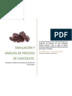 Promodel _Producción de Chocolate.