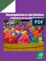 Informe Desengancharse Del Plastico Ecologistas en Accion 2015