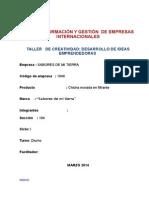 Chicha Morada Proyecto
