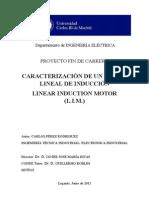Caracterizacion Motor Linela de Induccion