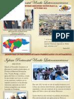 Informe Misionero Honduras