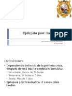 Epilepsia Post Traumática