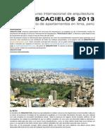 Bases Del Concurso RASCACIELOS 2013