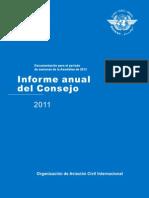 Oaci Informe Anual Del Consejo 2011