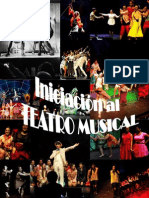 Curso Iniciación de Teatro Musical