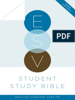 Student Study Bible Sampler Download
