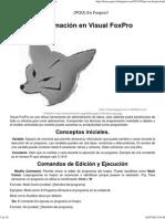 (POO) en Foxpro!! _ Quiero Aprobar Programacion