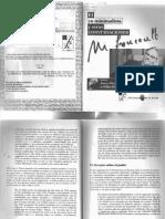 Foucault - El discurso sobre el poder, en El yo minimalista.pdf