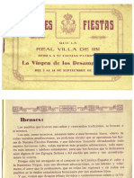 Libro 1924 - Libro Oficial de Fiestas de Moros y Cristianos de Ibi