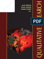 Jurij Fikfak, Frane Adam, Detlef Garz (eds.)