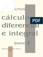 Cálculo Diferencial e Integral Piskunov(Mir)