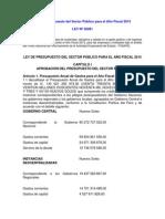 Ley-30281-presupuesto-2015