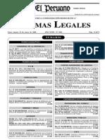 Ley 28671 Que Modifica El Código Procesal Penal