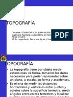 Topografia i 1ra Unidad